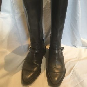Men's Doc Martens knee high boots